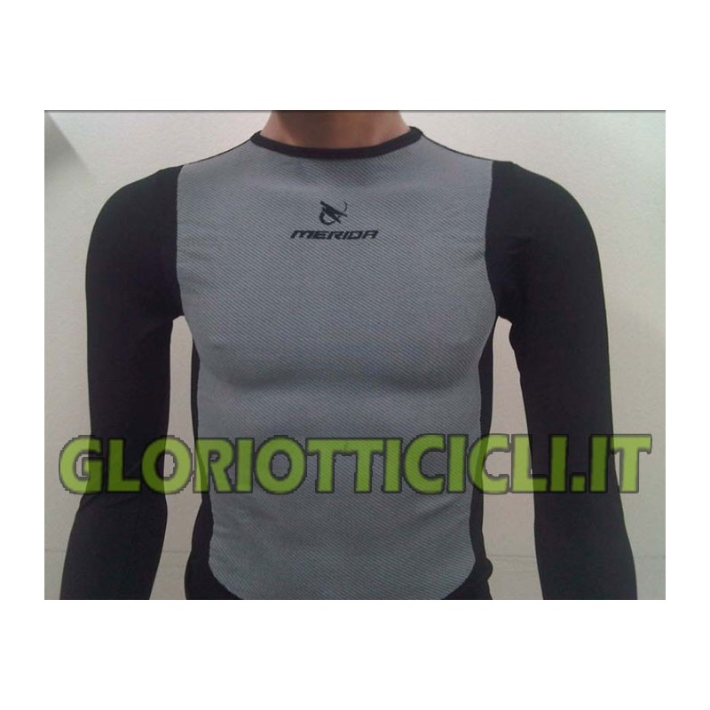WINTER JERSEY LONG SLEEVE DOUBLE LAYER ME38
