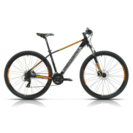 MTB 29 '' NATURAL 60 BLACK-ORANGE