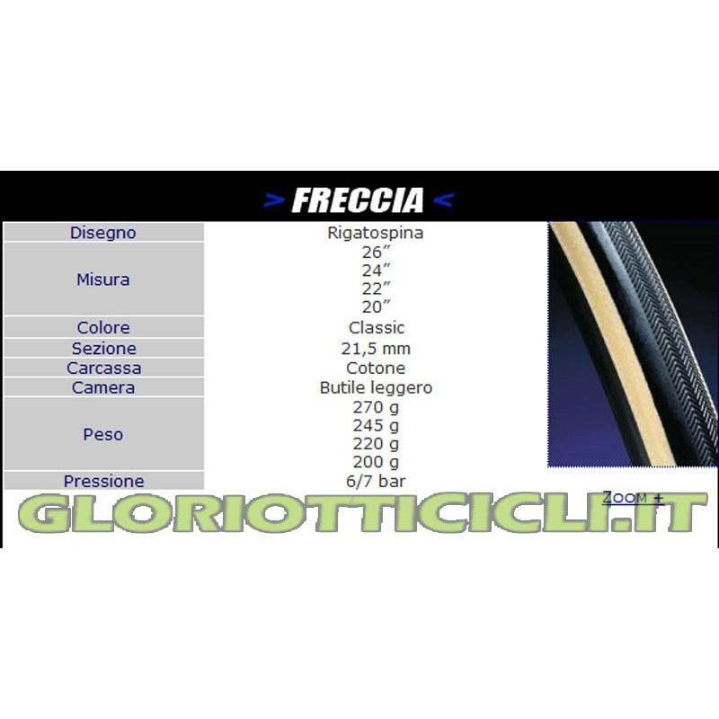 TUBOLARE FRECCIA 20-22-24-26