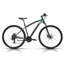 BICI 28'' TREKKING ADVENTURE 10 DISCO