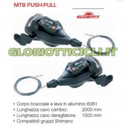 COMANDI CAMBIO 8X3 VEL. PUSH-PULL