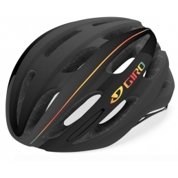 CASCO FORAY NERO MULTICOLOR