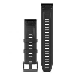 CINTURINO PER CLOCK QUICKFIT 22 NERO/BLACK