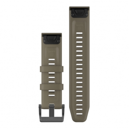CINTURINO FOR QUICKFIT WATCH 22 COYOTE TAN