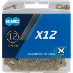 CHAIN X12 Ti-N GOLD 12V