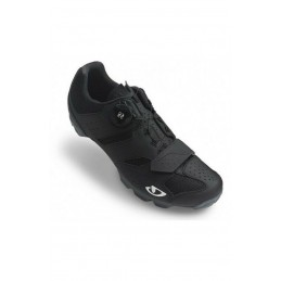 SHOES MTB CYLINDER BLACK