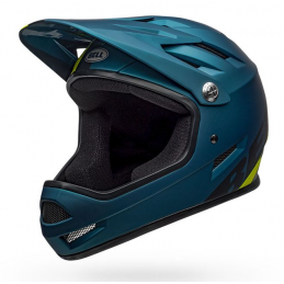 CASCO INTEGRAL SANCTION AGILITY MATTE BLUE-HI-VIZ