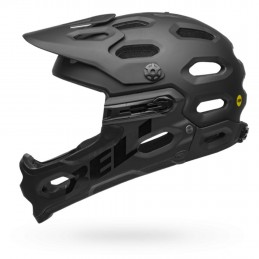 CASCO SUPER 3R MIPS NERO