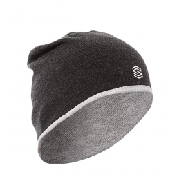 WINTER HAT WARM BLACK UNISEX