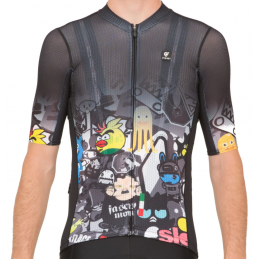 INTIMATE JERSEY WITHOUT MANIC PISSEI ATTAQUE-CARTOON