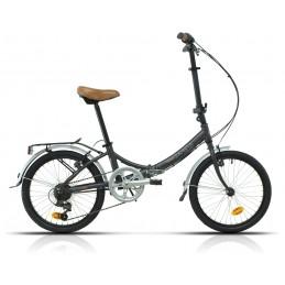 UNFOLDING BICYCLE ALUMINIUM ZAMBRA