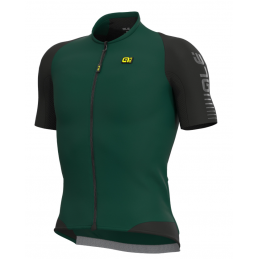 MAGLIA M/C ATTACK OFF ROAD VERDE SCURO