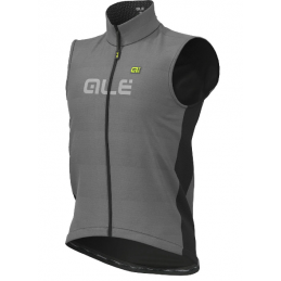 GILET SHELL BLACK REFLECTIVE
