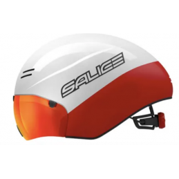 CASCO CHRONO WHITE RED