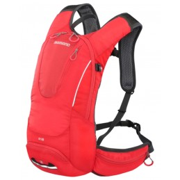 ZAINO ROKKO 8 FIRELY RED