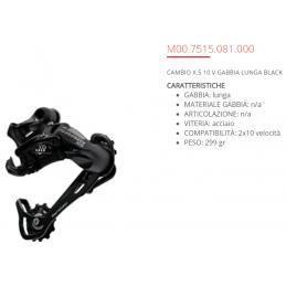 CAMBIO MTB X5 10 SPEED