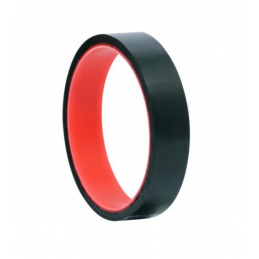 BLACK TUBELESS ADHESIVE TAPE
