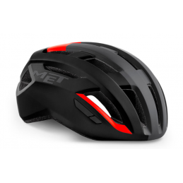 CASCO VINCI MIPS BLACK RED...