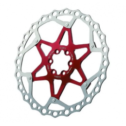 RED DOUBLE SOUL BRAKE DISC