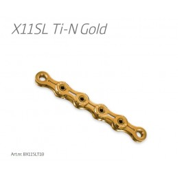 X11SL GOLD SUPERLITE CHAIN