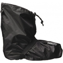 BLACK IMPERMEABLE BOOTS