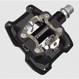 DUAL USE PEDALS E-PM831 NERO
