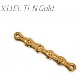X11EL GOLD 11V CHAIN