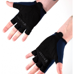 NAVY BLUE SAMARA GLOVES
