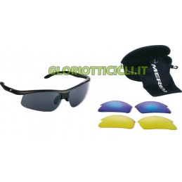 OCCHIALI TRE LENTI eye-shield