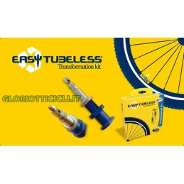 TUBELESS TRANSFORMATION KIT