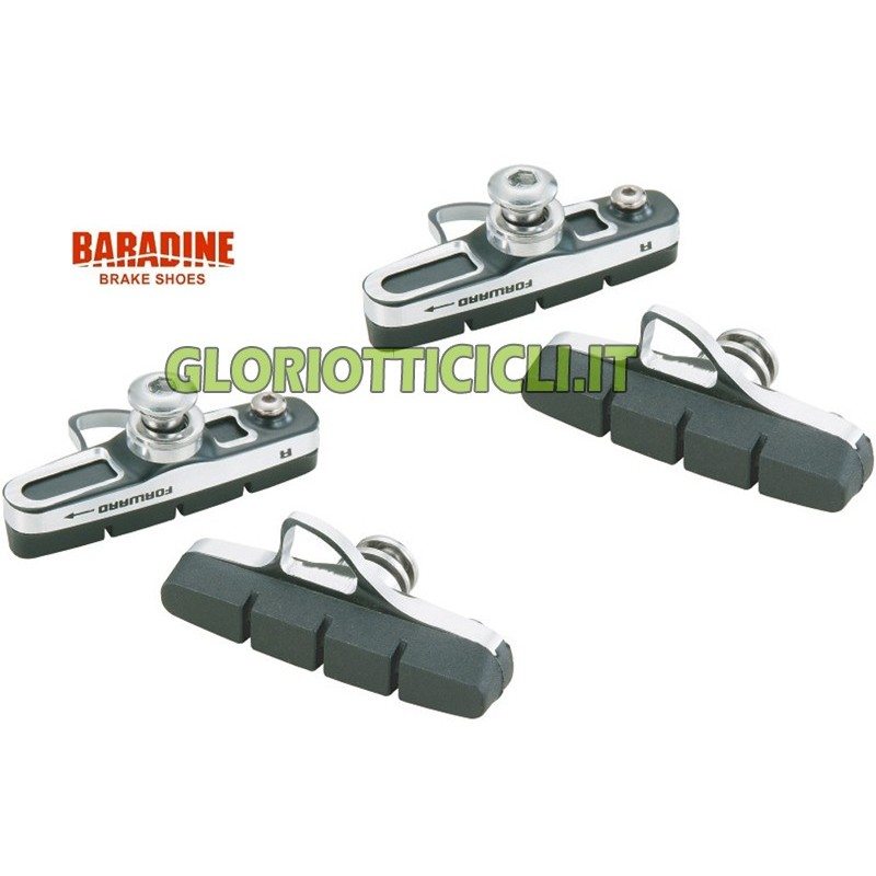 SET 4 SCOOTER CARRIERS RACE SUPERLITE BR036