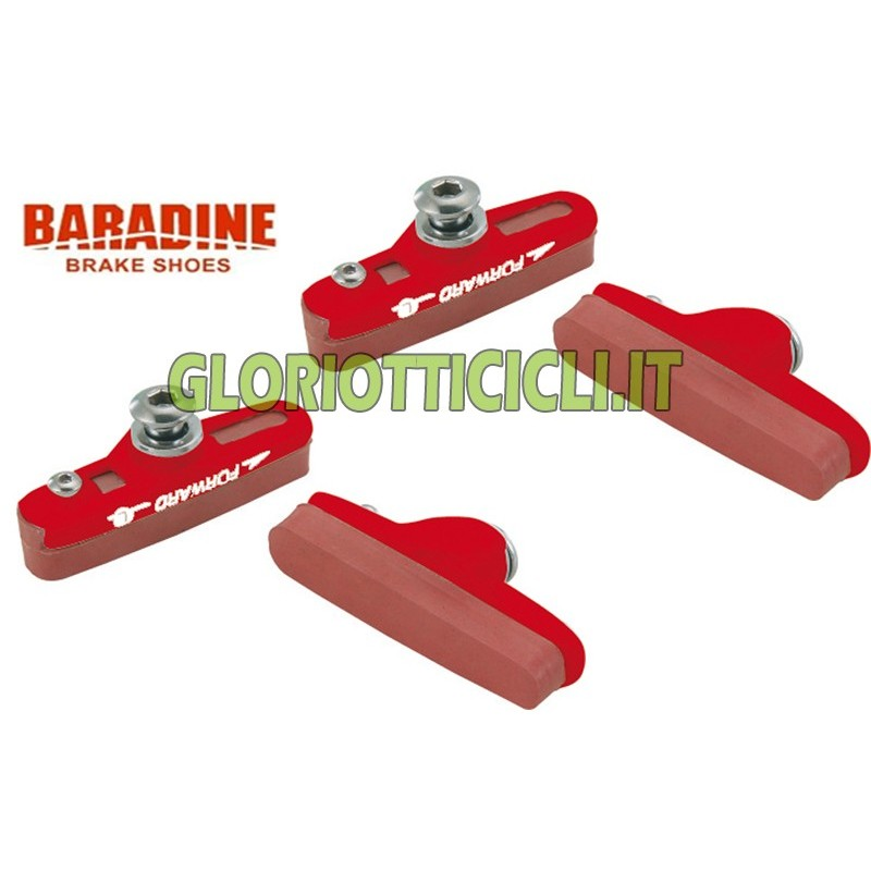 COMPLETE SET OF RED BR096 RUNNING SCOOTERS