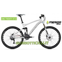 MTB FULL SUSPENSION ONE-TWENTY XT-D 2012