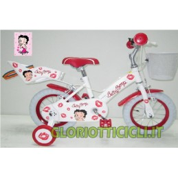 BICI BIMBA 12 KISS RED