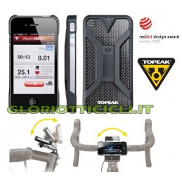 RideCase CUSTODIA RIGIDA PER IPHONE
