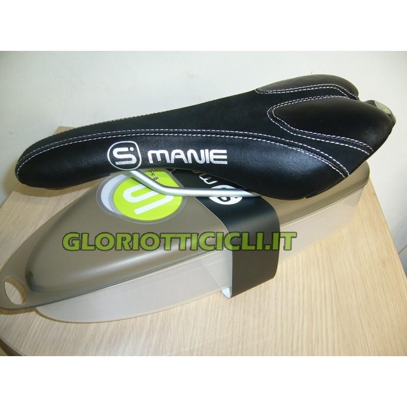 SADDLE MTB BLACK ARCTIC MODEL