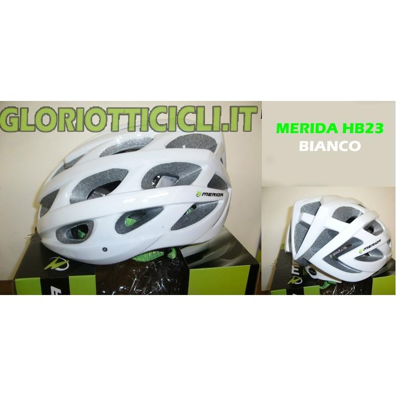 ROAD HELMET/MTB WHITE/GREEN HB23