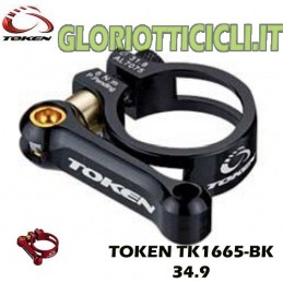 ROAD/MTB 34.9 BLACK TK1665-BK SEATPOST COLLAR