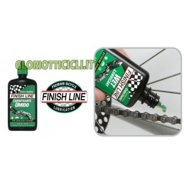 FINISH LINE-LUBRIFICANTE UMIDO 60 ml