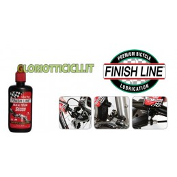 FINISH LINE-OIL WITH DRY TEFLON 60 ml