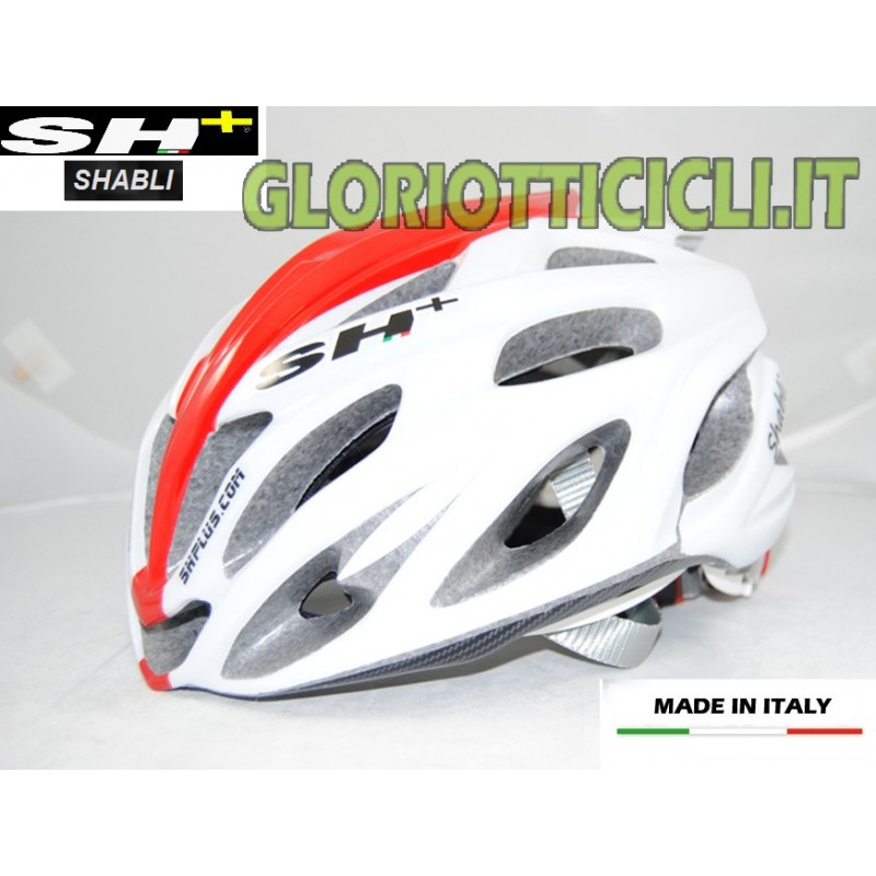 SH+ BIKE HELMET SHABLI 230 g ONE SIZE MADE IN ITALY JAPAN