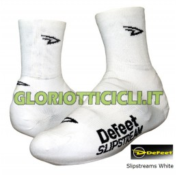 DEFEET PAIR OF WHITE SHOE COVERS