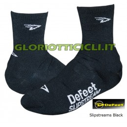 DEFEET PAIR OF BLACK SHOE COVERS