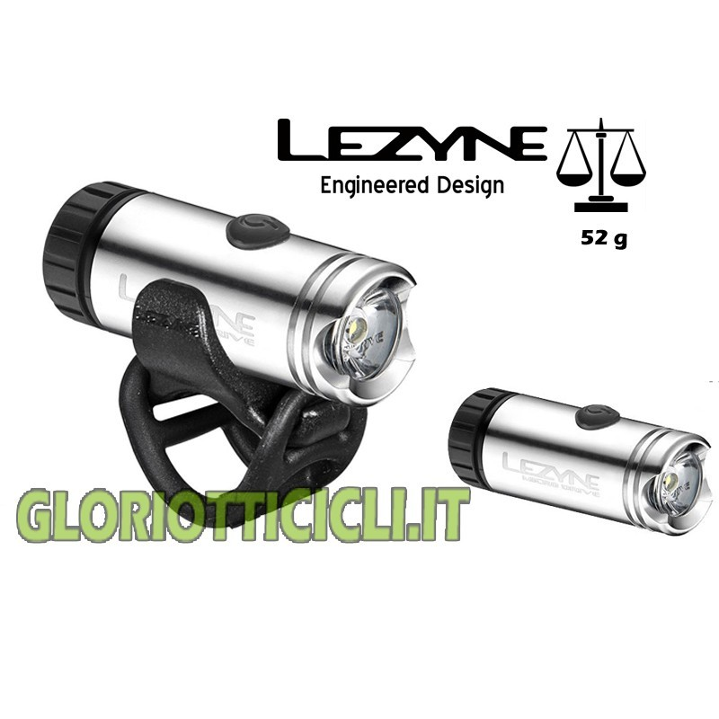 FANALE LED MICRO DRIVE - 52 g MAX LUMENS : 150