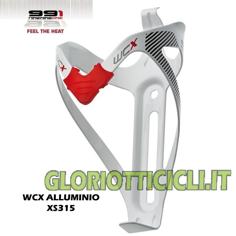 PORTABORACCIA 991 WCX ALLUMINIO BIANCO