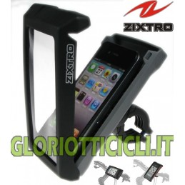 ZIXTRO FLASH PORTA I-PHONE 4 GRIGIO