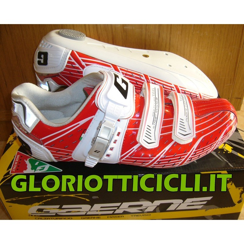 G.MYST RED RUNNING SHOES