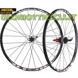 MTB WHEELS 26 XM70.7 TX15 BLACK TUBELESS
