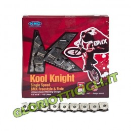 KOOL KNIGHT SINGLE SPEED BMX CHAIN 1/2''X1/8''-112 LINKS
