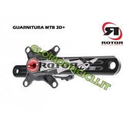 GUARNITURA MTB 3D+ XC3 104/64 BCD